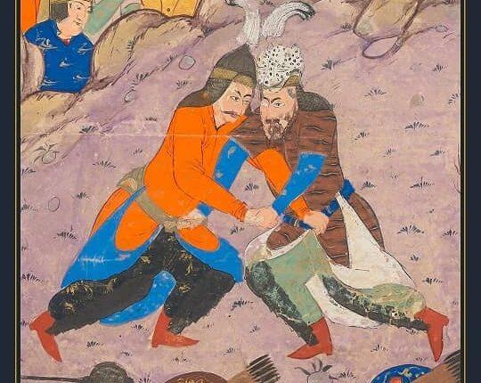 شاهنامه شاه محمد سبزواری