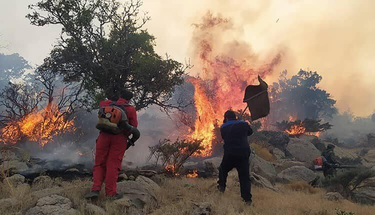 آتش سوزی ها به شدت نیازمند مدیریت اصولی هستند