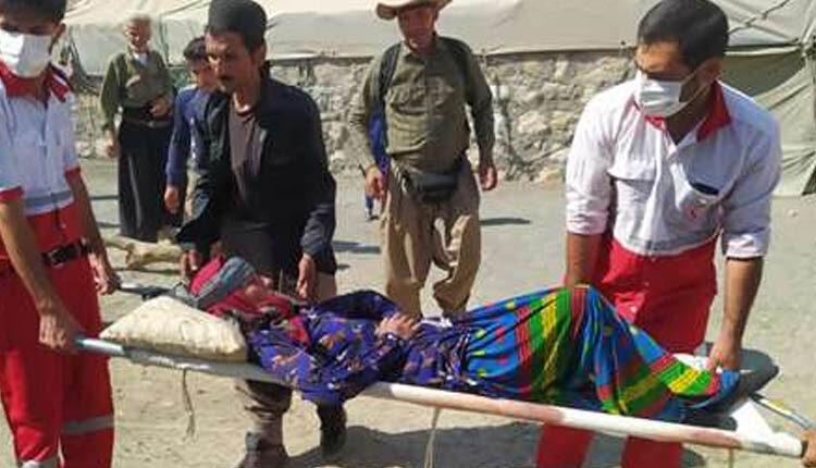 حمله خرس وحشی به عشایر شهرستان کوهرنگ
