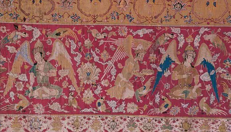 صنعت فرش ایران و شکل گیری آن در دوران صفویه