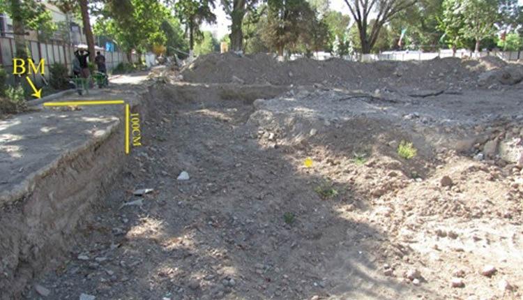 یافته های باستان شناسی سبزه میدان قزوین متعلق به مکان دیگریاند