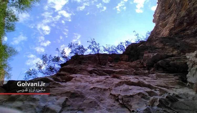 دره شمخال مکانی جذاب برای طبیعت گردان