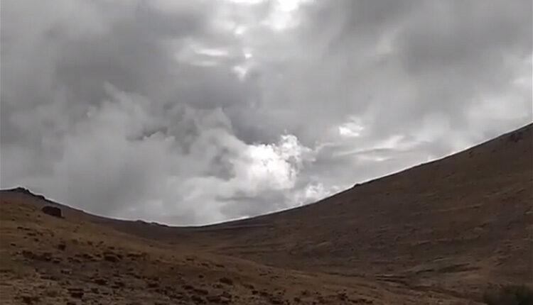 تشخیص ابرهای فراکتوکومولوس و فراکتواستراتوس هنگام طبیعت گردی