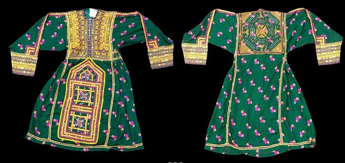 ۱۴ اثر منقول فرهنگی تاریخی؛ لباس خانم جمال زهی