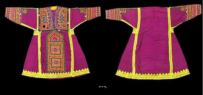 لباس خانم محمدی
