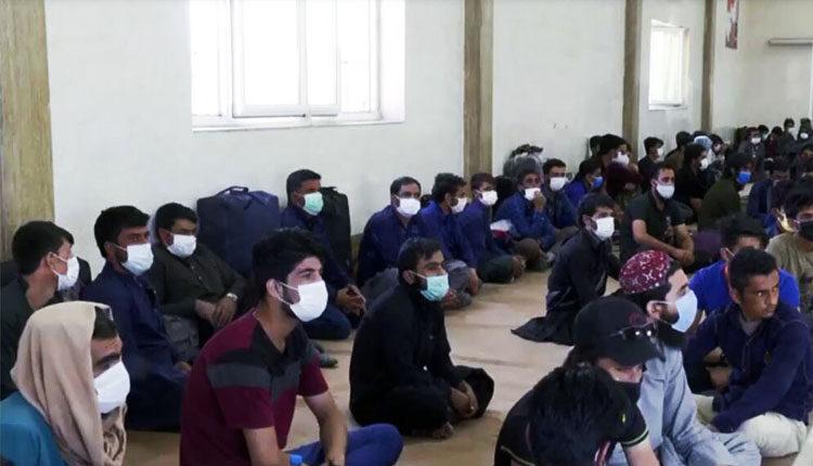 حمایت از پناهجویان افغان در مرز ایران به دعوت محمدحسین جعفریان