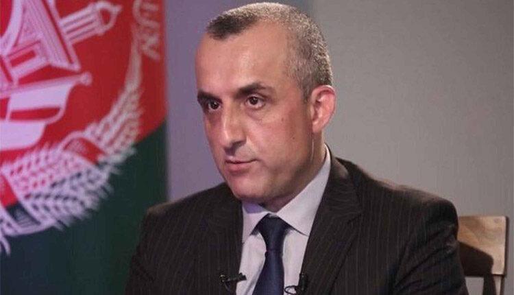عاقبت امرالله صالح معاون اول پنجشیری اشرف غنی