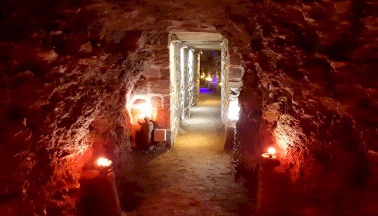سامان دهی بزرگ ترین شهر زیرزمینی ایران