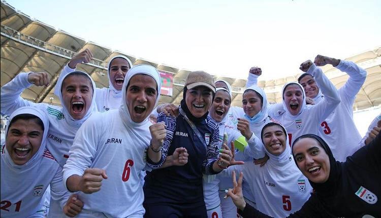 درخشش زهره کودایی تیم ملی فوتبال بانوان را به جام ملتهای آسیا رساند