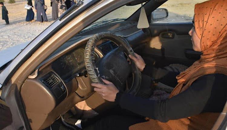 طالبان رانندگی زنان در افغانستان را ممنوع کرد