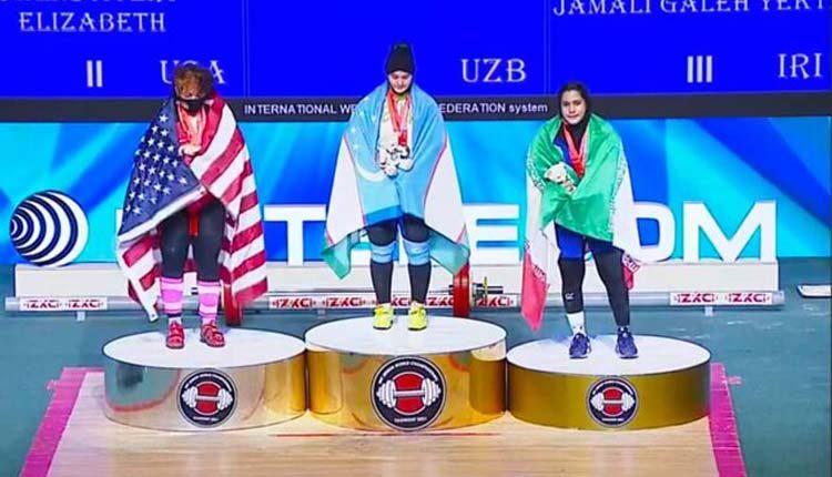 دختران وزنهبردار و درخشش در اولین حضور جهانی
