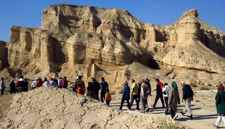 آشنایی با ژئوتوریسم زمین گردشگری ایران