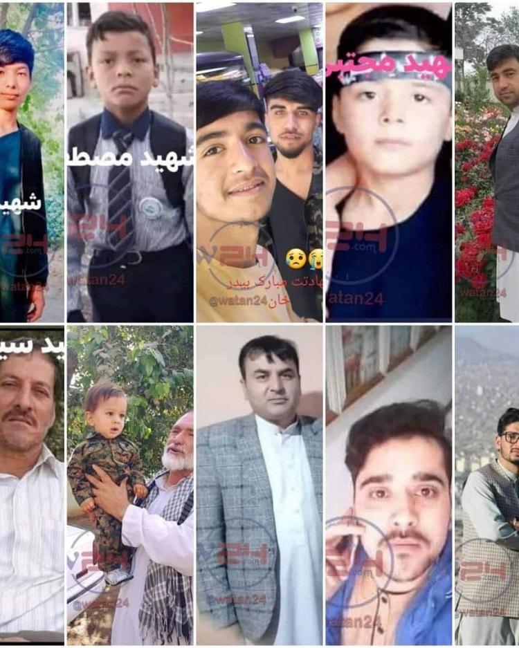 حمله انتحاری به مسجد شیعیان در قندوز افغانستان